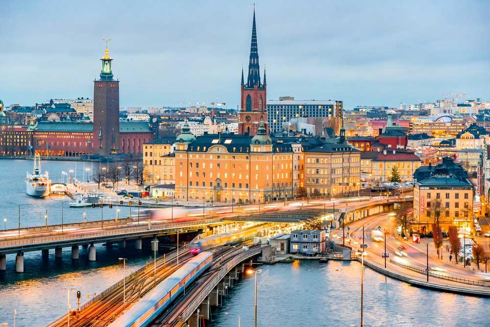Стокгольм фото сегодня жители также