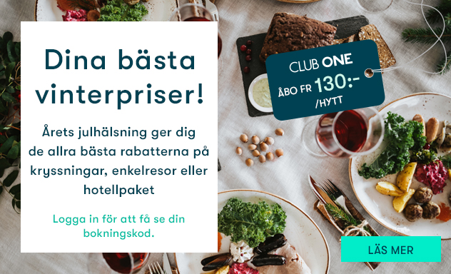 Club One julkampanj 2019